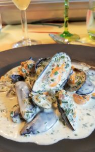 moules mayonnaise